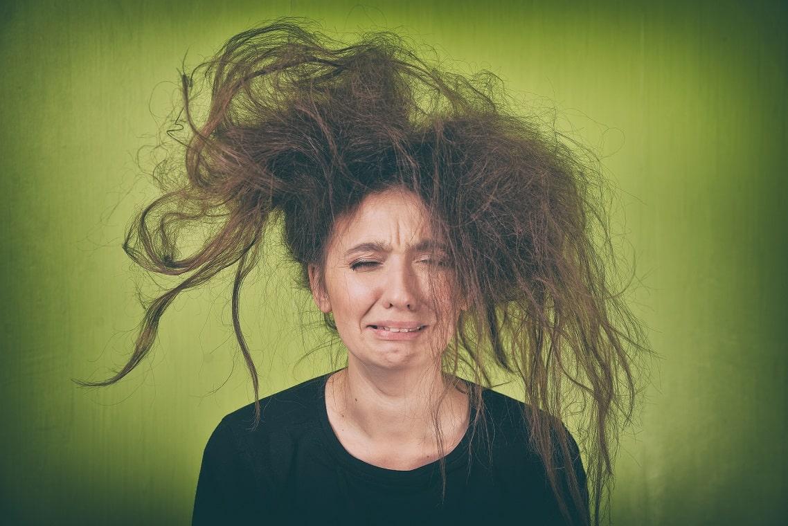 סיבות נשיער שיער נשים טיפוח פוגעני לשיער