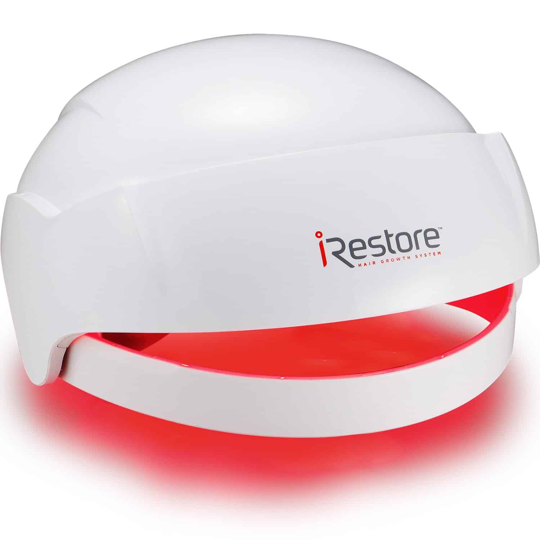 קסדת לייזר לטיפול בנשירת שיער של iRestore