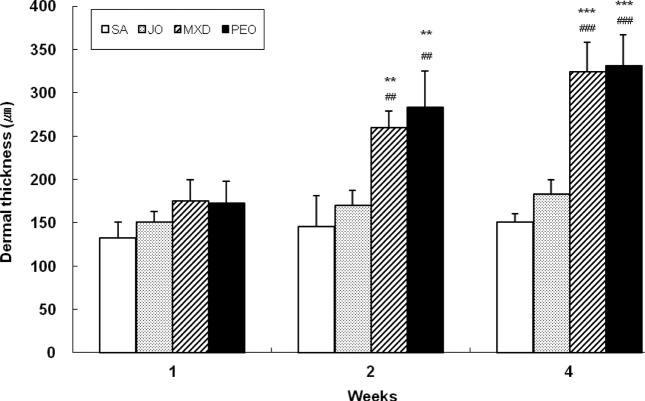 שמן נענע חריפה תוצאות הניסוי על טיפול בנשירת שיער