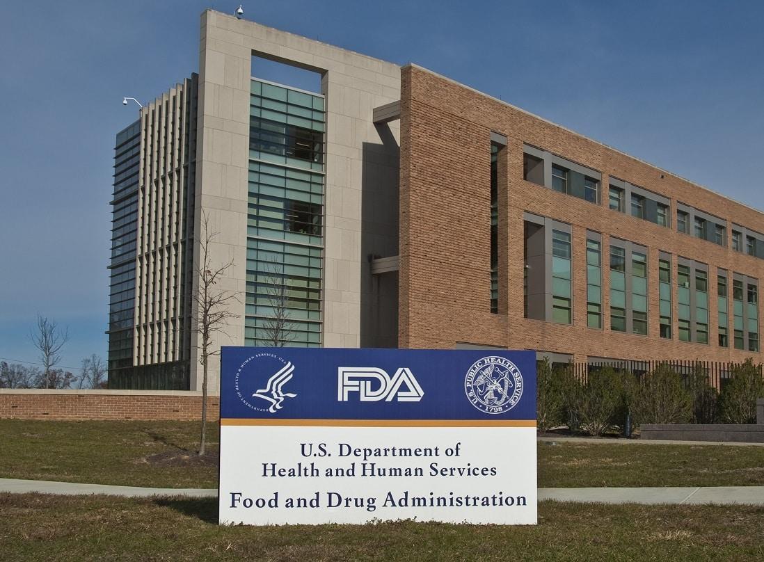 בניין של FDA מנהל המזון והתרופות האמריקאי