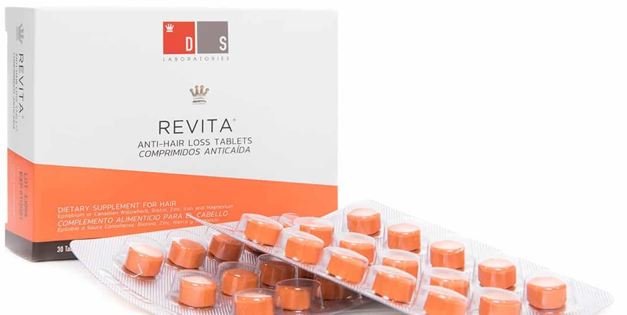 ויטמינים לשיער של REVITA