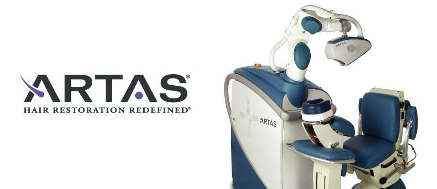 מערכת ARTAS להשתלת שיער