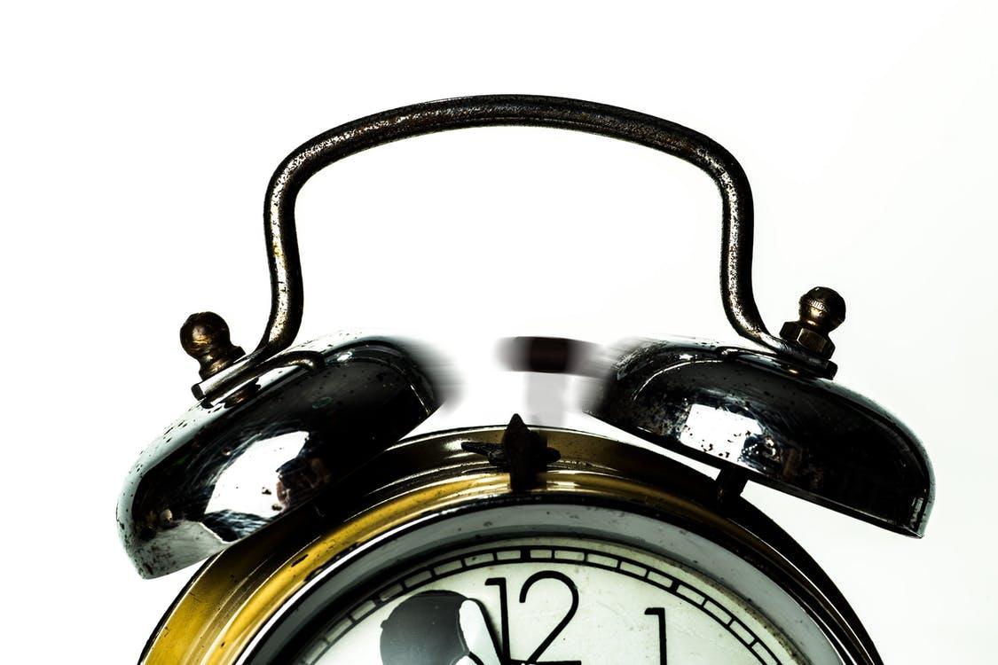 שעון מעורר תוך כדי פעולה